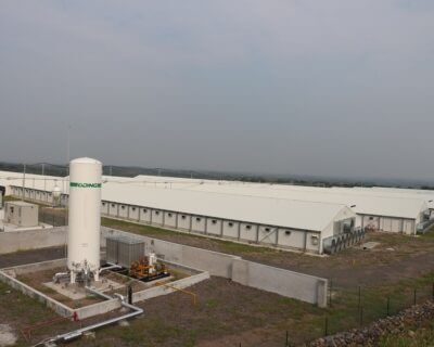 Prefabricated Steel Structure Boiler House