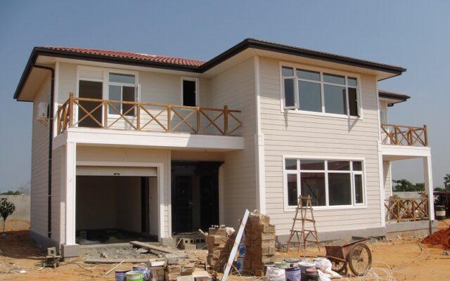 Prefabricated Light Gauge Steel Structure House