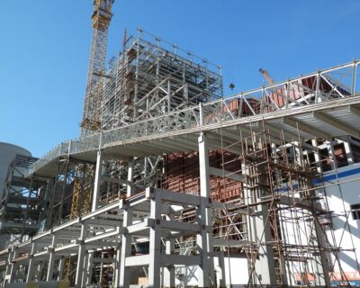 High Rise Steel Structure Industrial Building