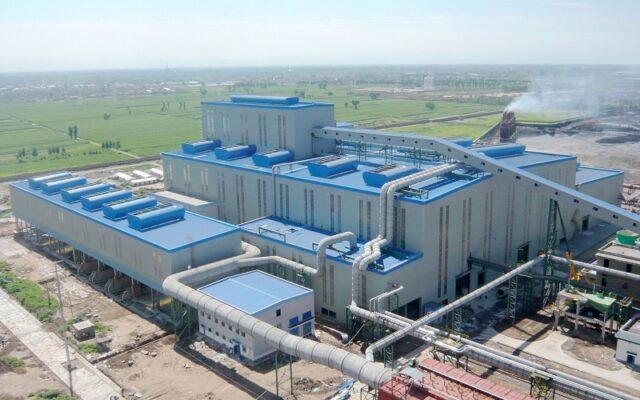 Industrial Steel Structures
