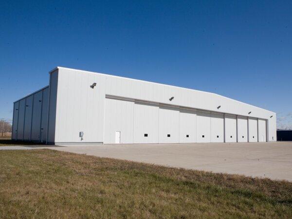 Metal hangars - Airplane hangars for sale
