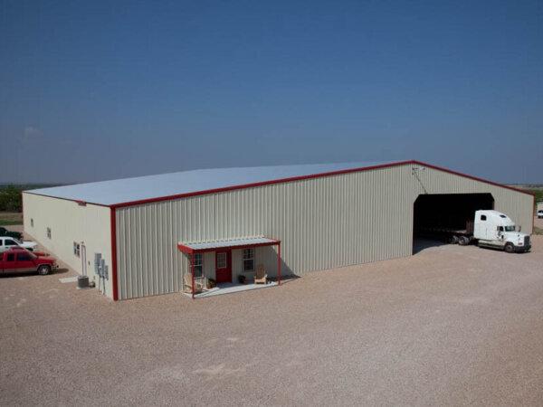 Steel Warehouse Building Kits-Metal buildings