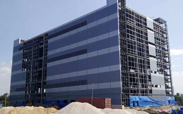Steel Commercial Buildings