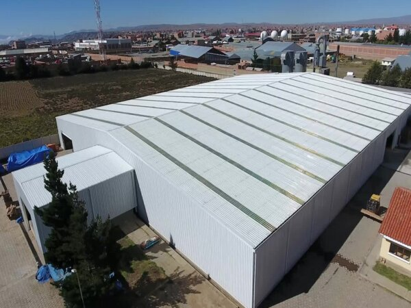 The Benefits of Prefabricated warehouse