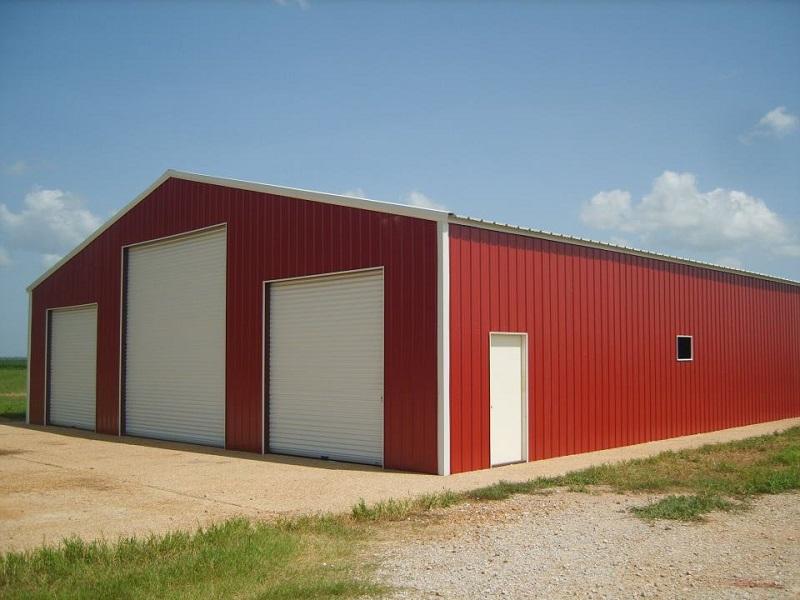 Metal farm buildings for sale