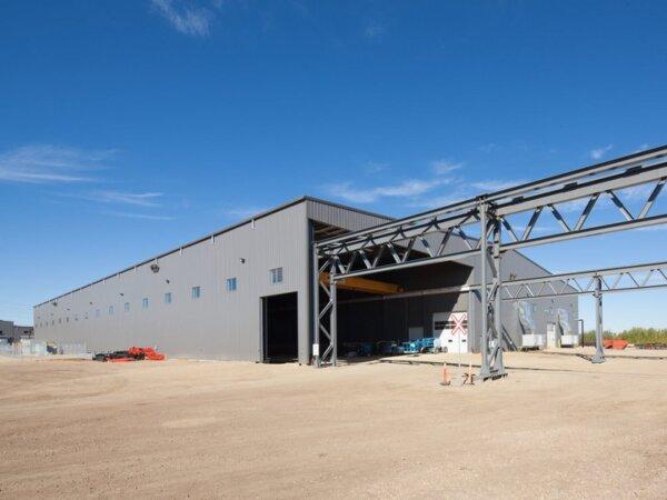 Steel workshops, metal buildings