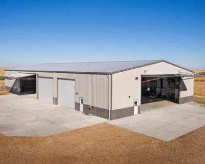 How Much Does A 30×40 Steel Building Cost?