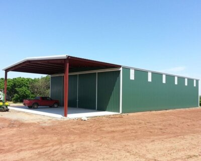 Why Metal Buildings Are So Popular