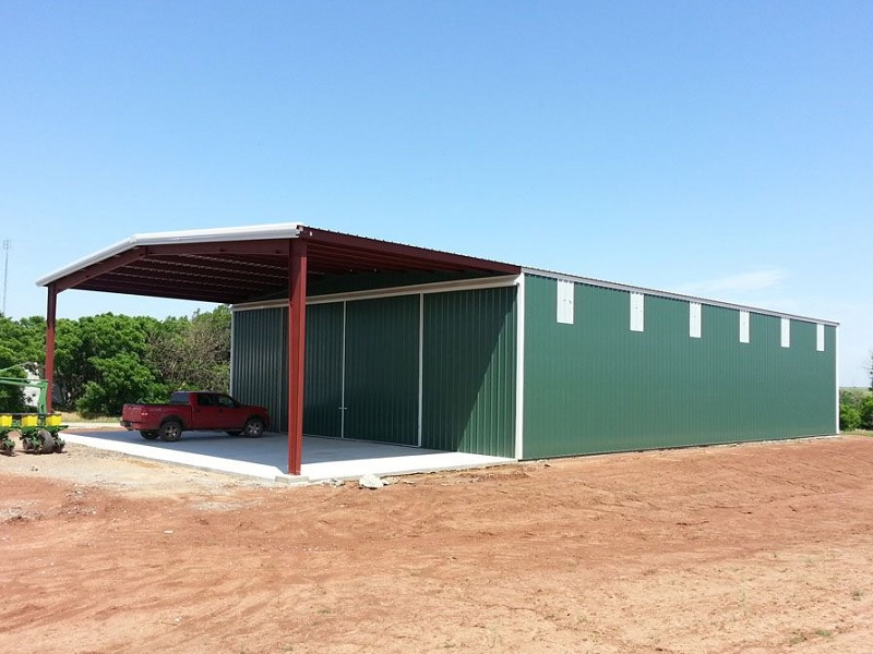 Large span AG buildings for sale - cheap